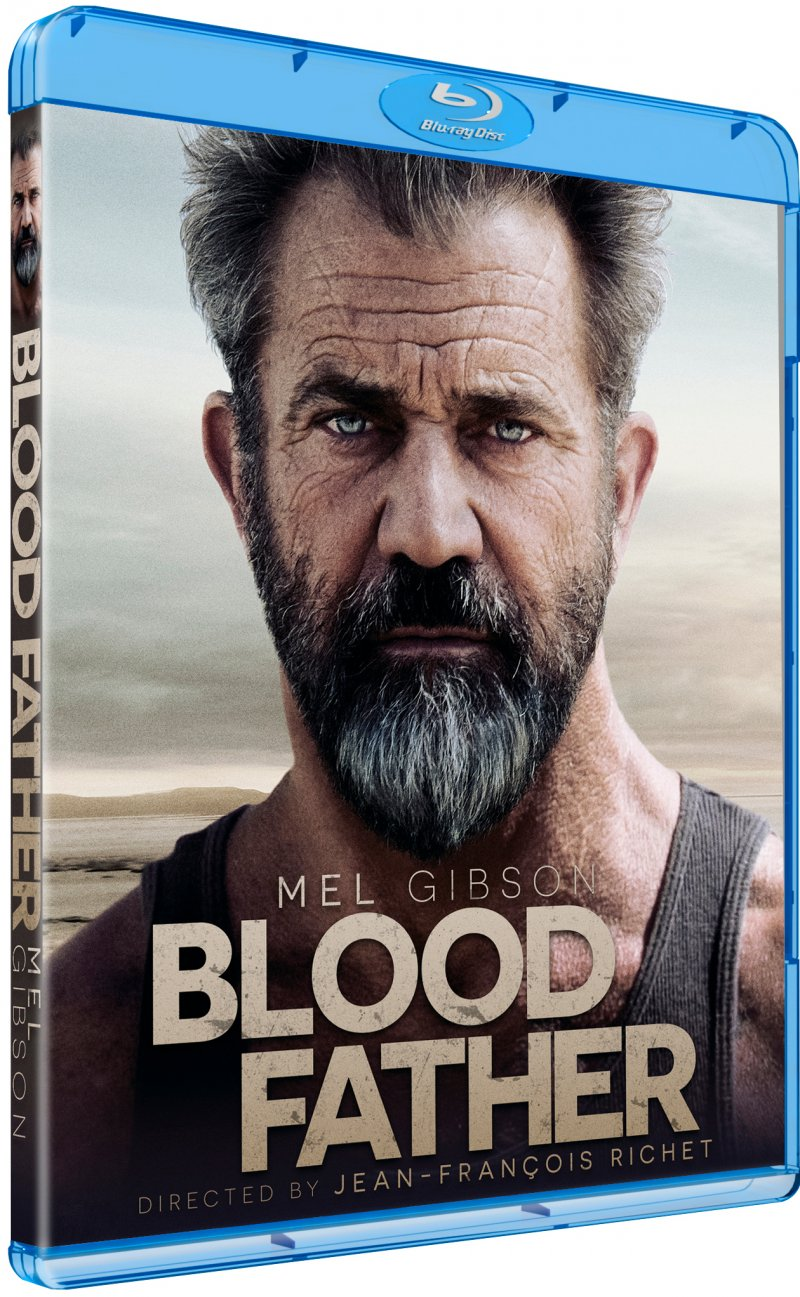 Image of   Blood Father - Blu-Ray