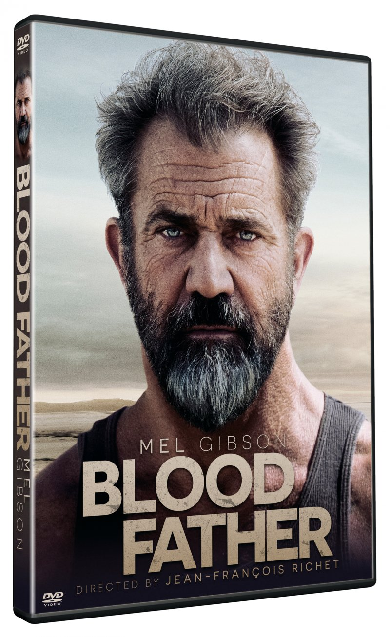 Image of   Blood Father - DVD - Film
