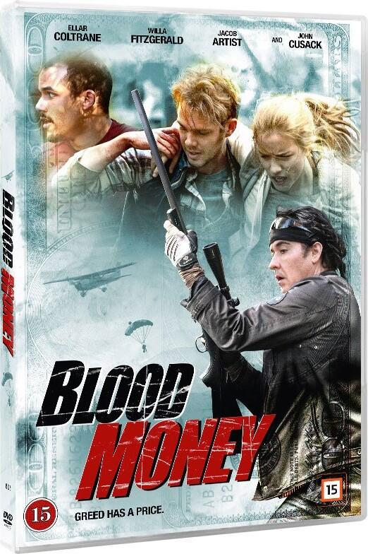 Image of   Blood Money - DVD - Film