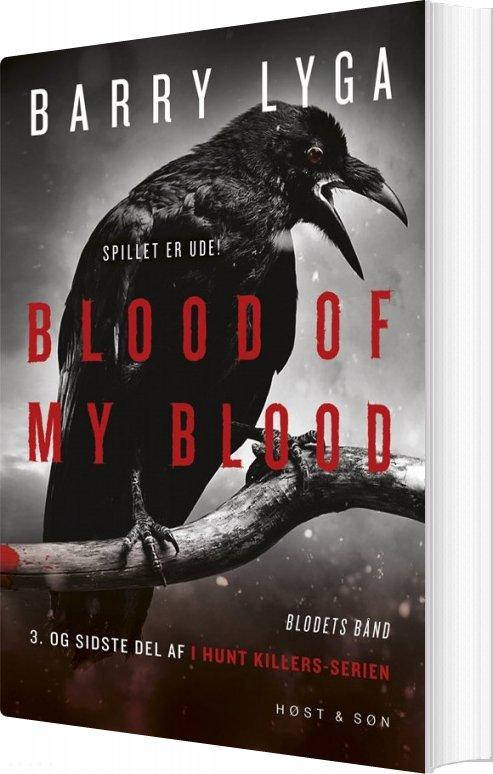 Image of   Blood Of My Blood - Barry Lyga - Bog