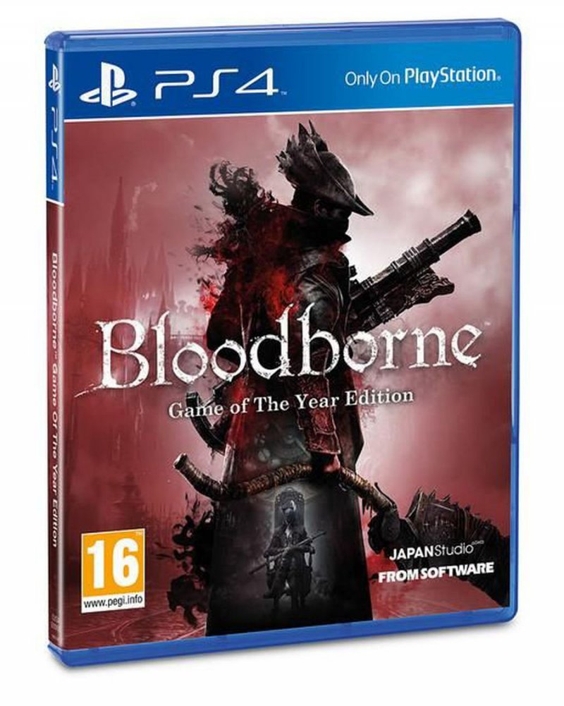 Bloodborne - Game Of The Year Edition (nordic) - PS4