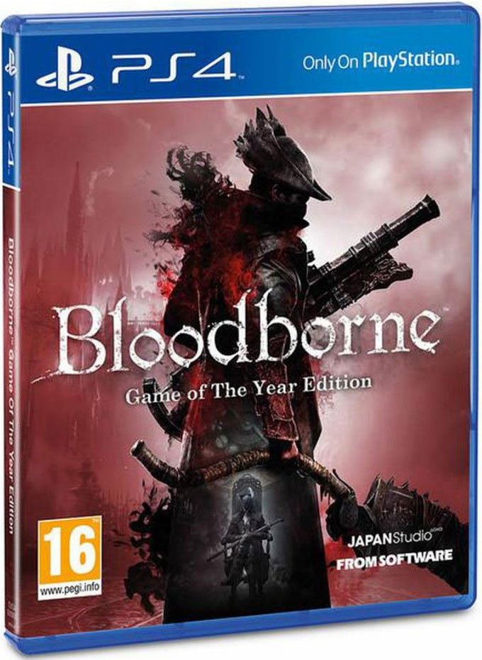 Image of   Bloodborne - Game Of The Year Edition - PS4