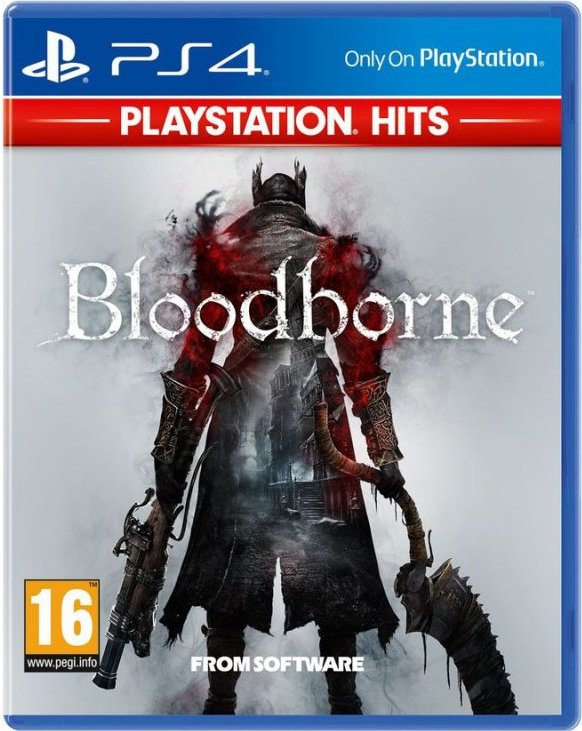 Image of   Bloodborne (playstation Hits) - PS4