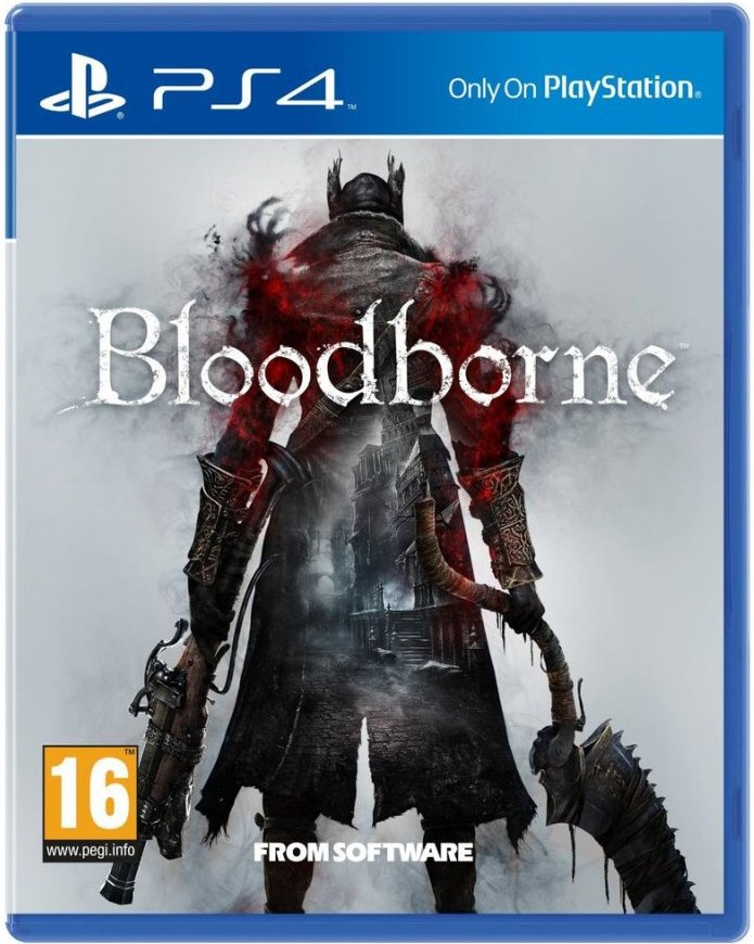 Image of   Bloodborne - PS4
