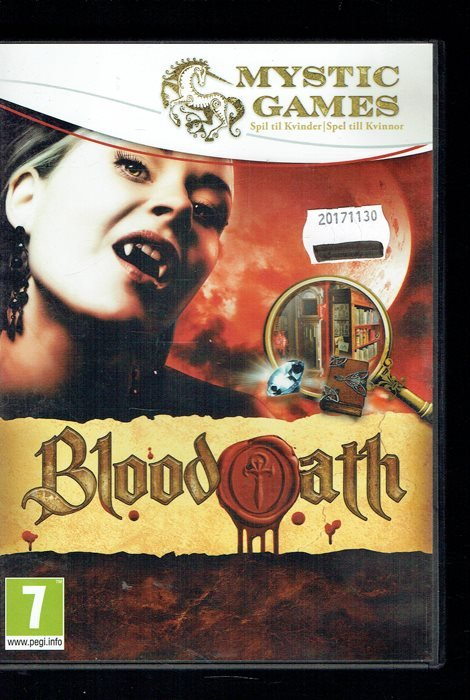 Image of   Bloodoath - Dk - PC