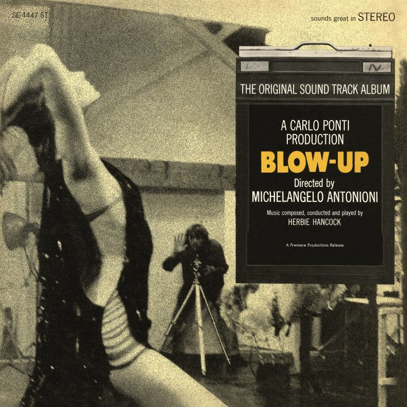 Image of   Blow-up Soundtrack - Vinyl / LP