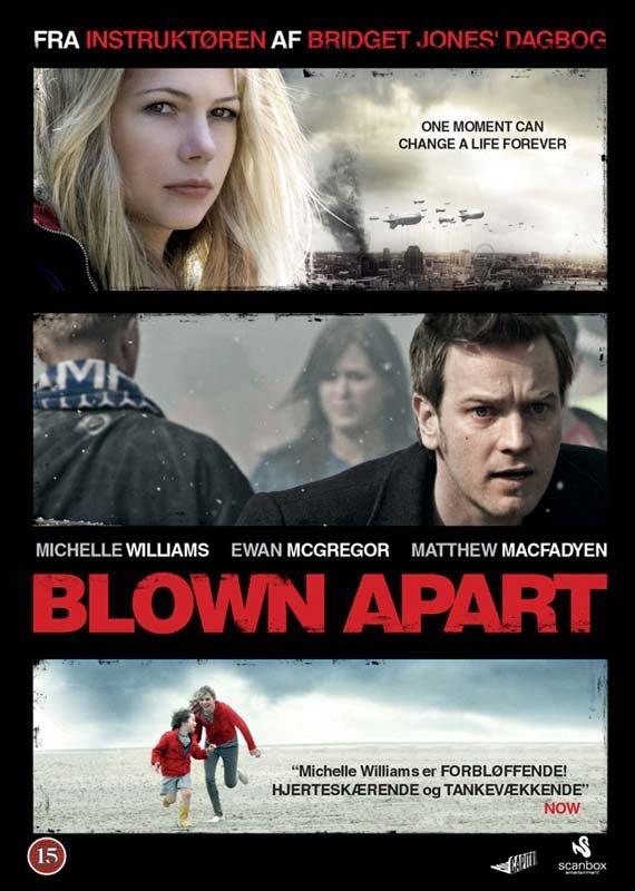 Image of   Blown Apart / Incendiary - Film - DVD - Film