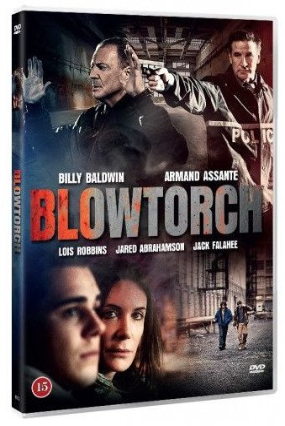 Image of   Blowtorch - DVD - Film