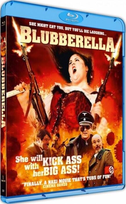 Image of   Blubberella - Blu-Ray