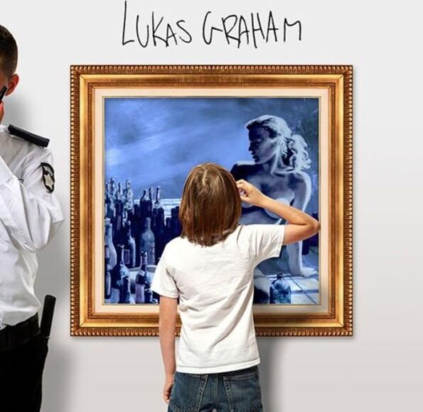Billede af Lukas Graham - The Blue Album - International Version - 2015 - CD