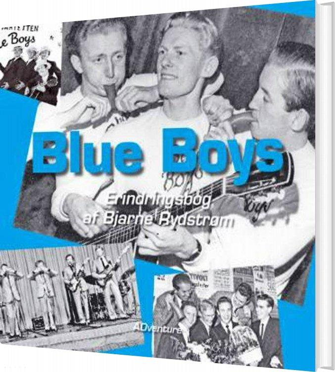 Billede af Blue Boys - Bjarne Rydstrøm - Bog