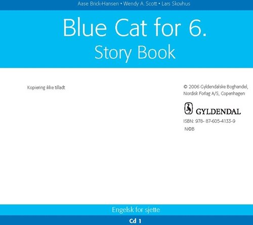 Image of   Blue Cat - Engelsk For Sjette - Wendy A. Scott - Bog