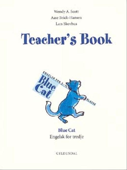 Image of   Blue Cat For Tredje - Aase Brick-hansen - Bog