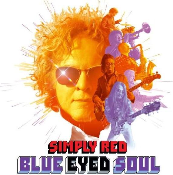 Billede af Simply Red - Blue Eyed Soul - CD