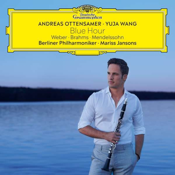 Image of   Andreas Ottensamer / Yuja Wang - Blue Hour - CD