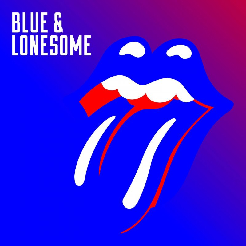 Image of   The Rolling Stones - Blue & Lonesome - Vinyl / LP