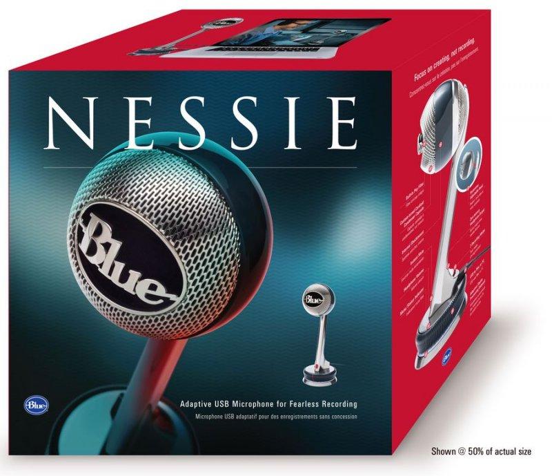 Blue Microphone Nessie Usb Mikrofon