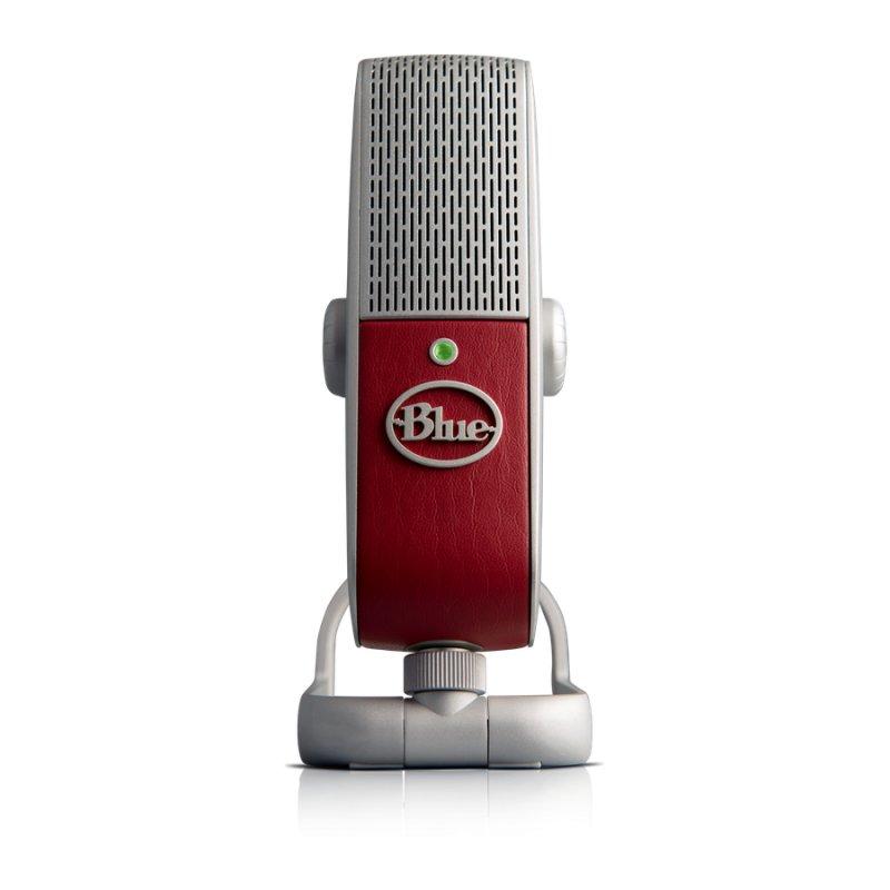 Blue Raspberry Mikrofon