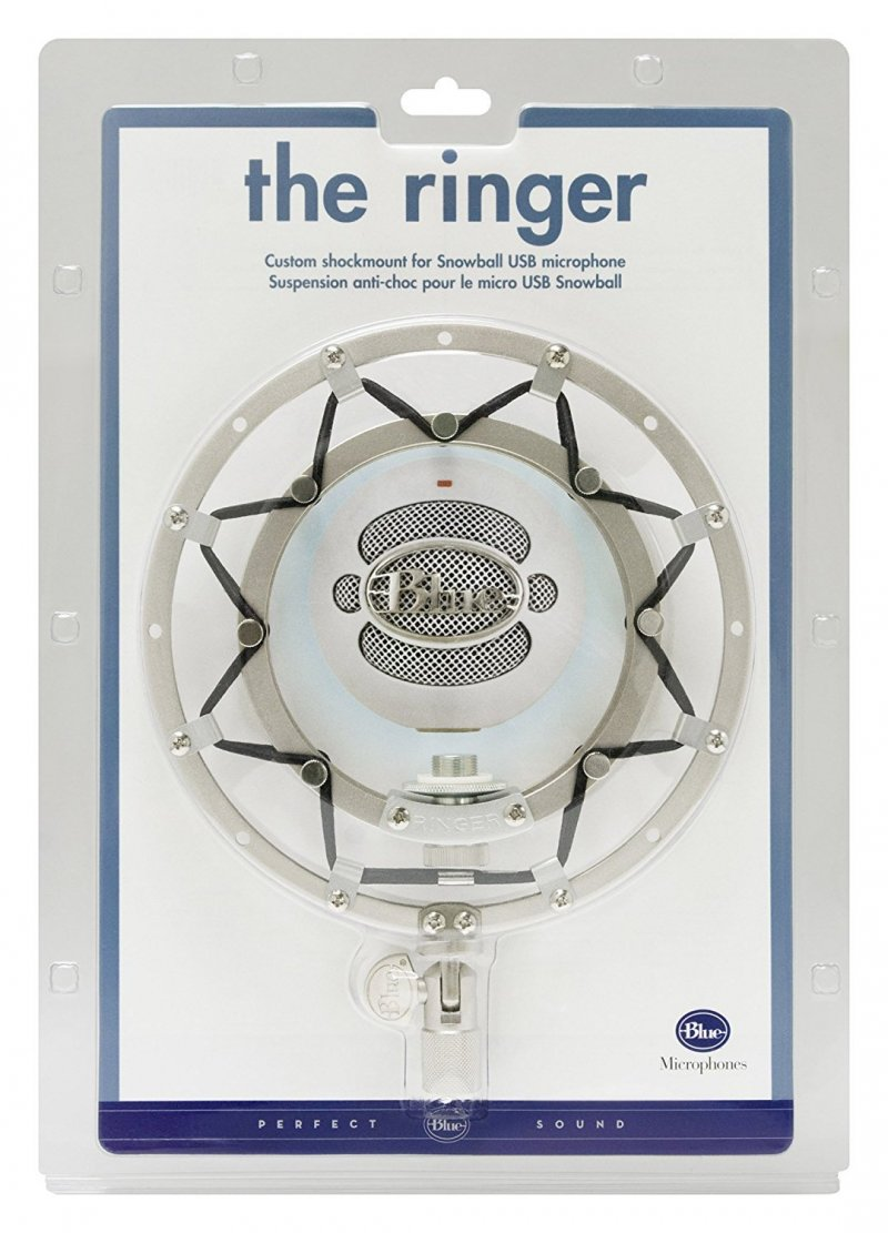 Blue Microphones The Ringer Snowball Shockmount