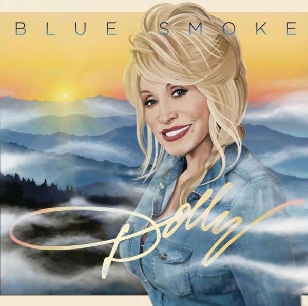 Image of   Dolly Parton - Blue Smoke - CD