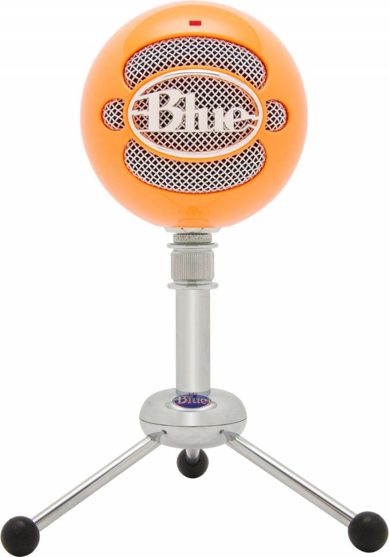 Blue Snowball Mikrofon - Orange