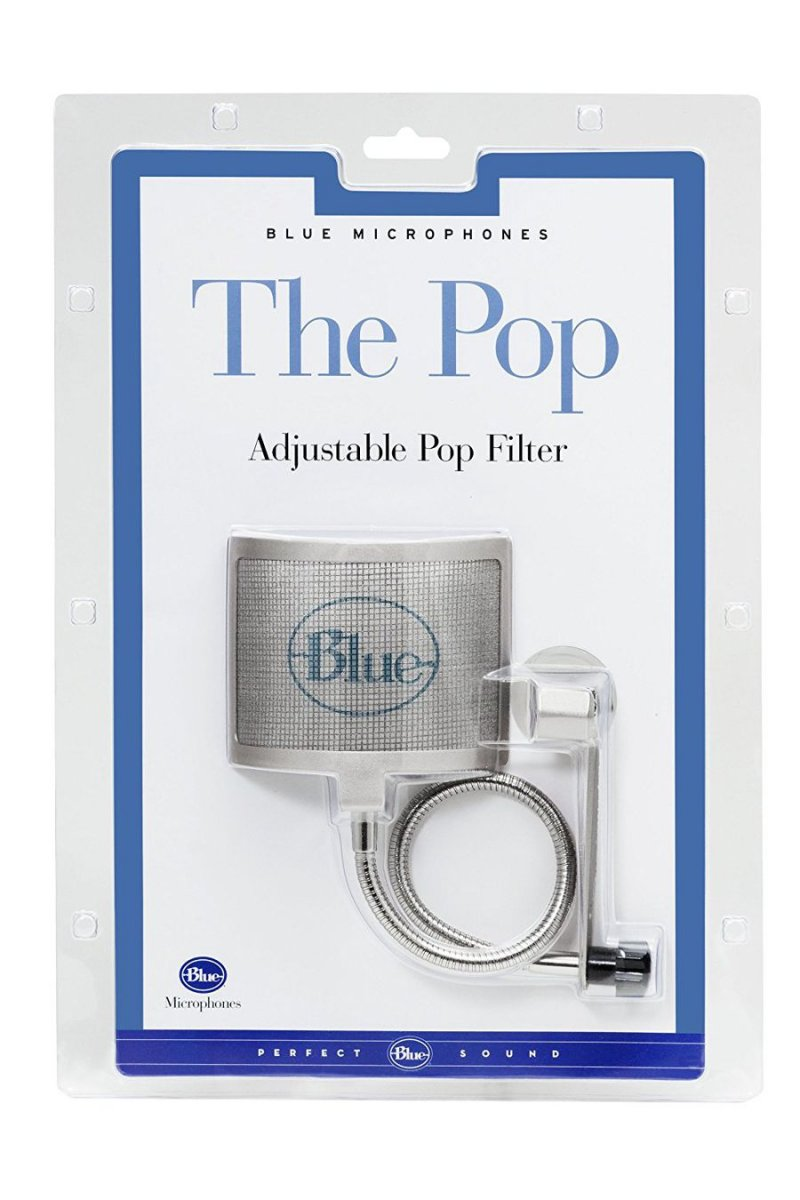 Blue The Pop Mikrofon Popfilter
