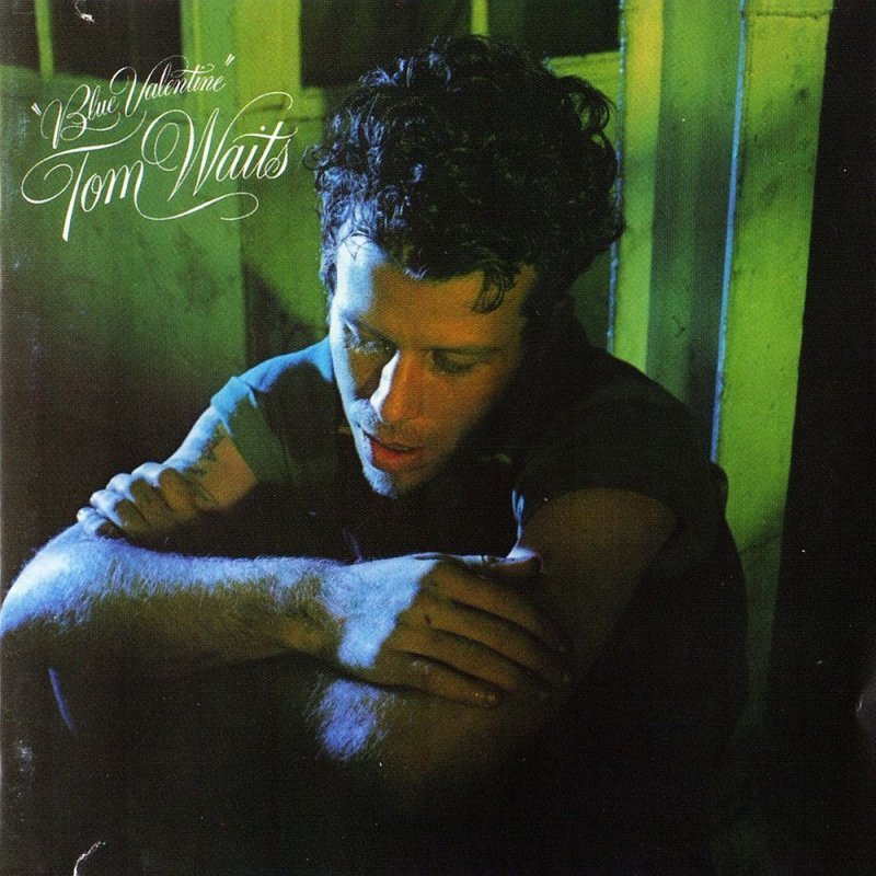 Tom Waits - Blue Valentine - CD