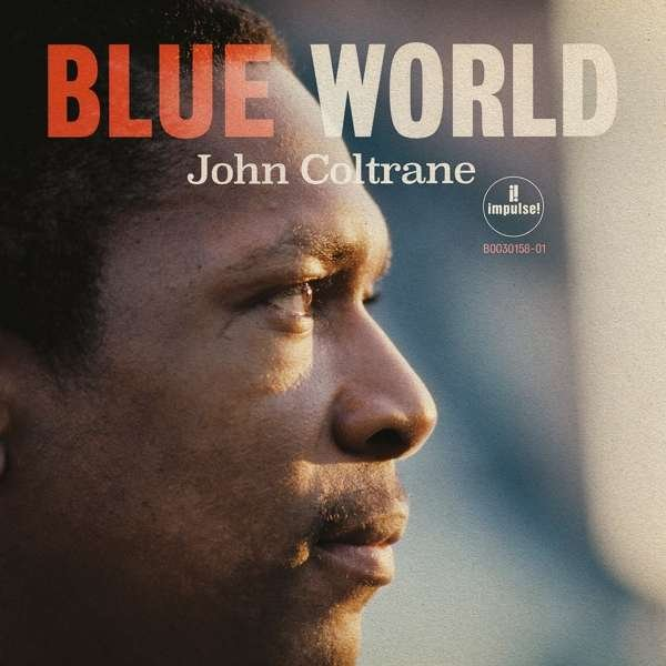 Image of   John Coltrane - Blue World - CD