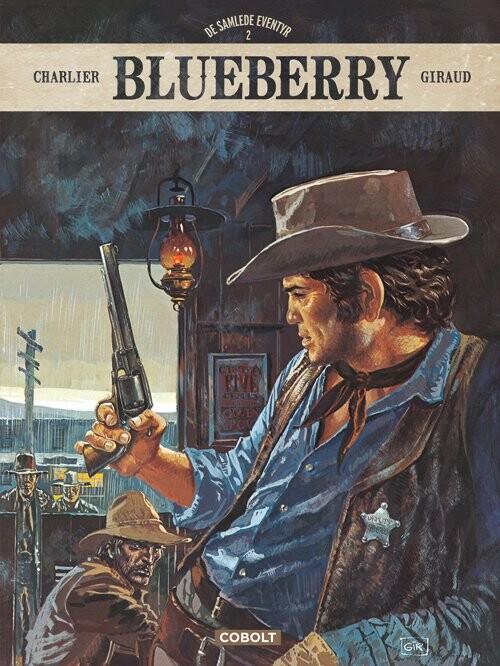 Image of   Blueberry - De Samlede Eventyr 2 - Jean-michel Charlier - Tegneserie