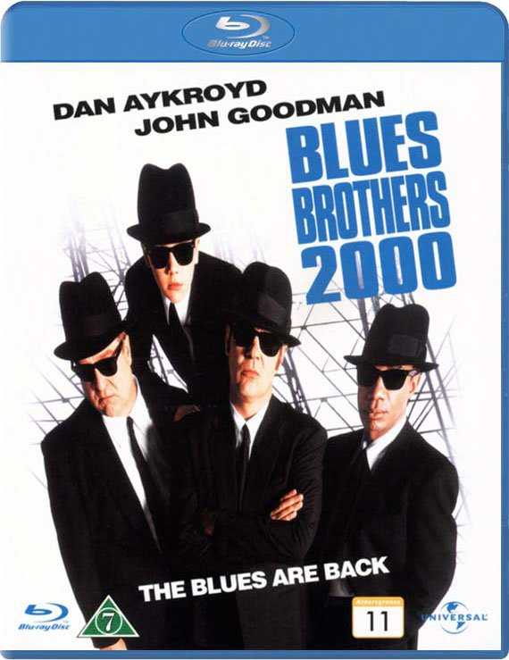 Image of   Blues Brothers 2000 - Blu-Ray