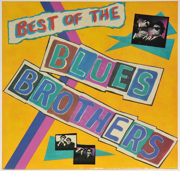 Image of   Blues Brothers - Best Of - CD