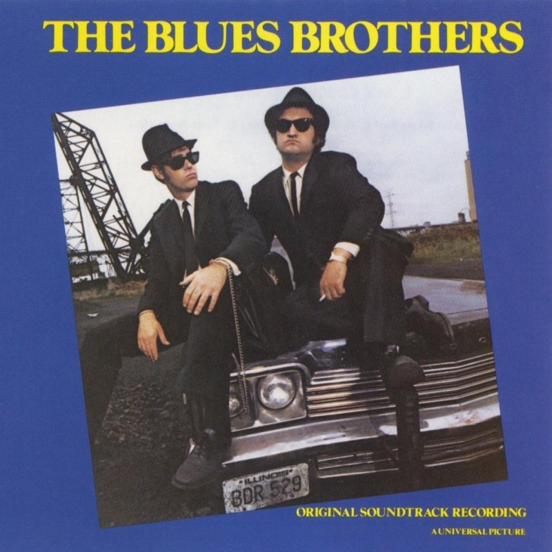 Image of   Blues Brothers - Music From The Film - Original Soundtrack - CD