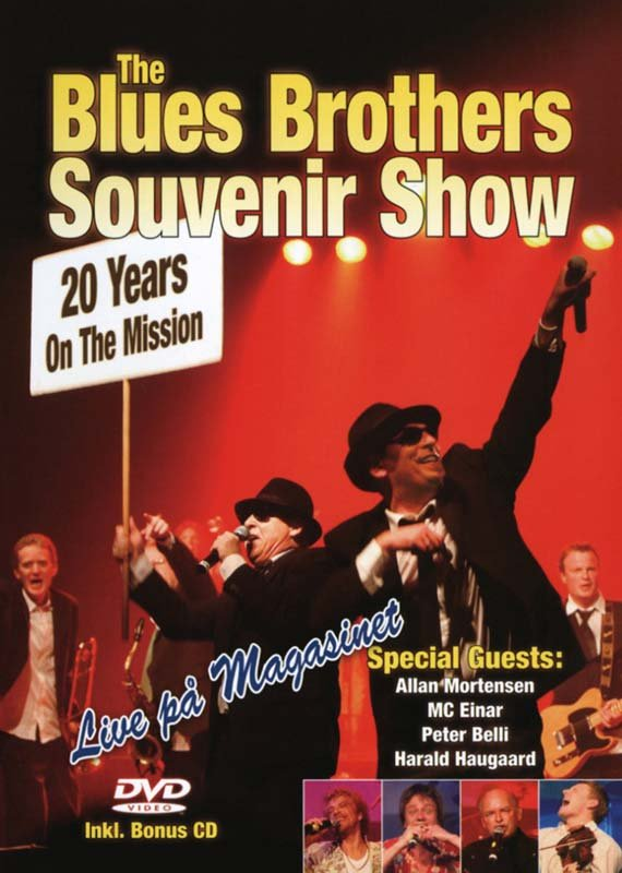 Image of   Blues Brothers Souvenir Show - DVD - Film