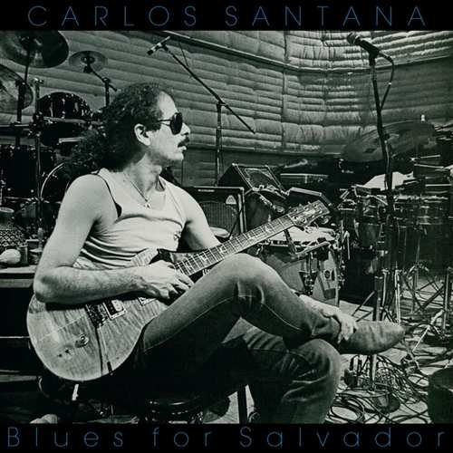 Image of   Carlos Santana - Blues For Salvador - Vinyl / LP