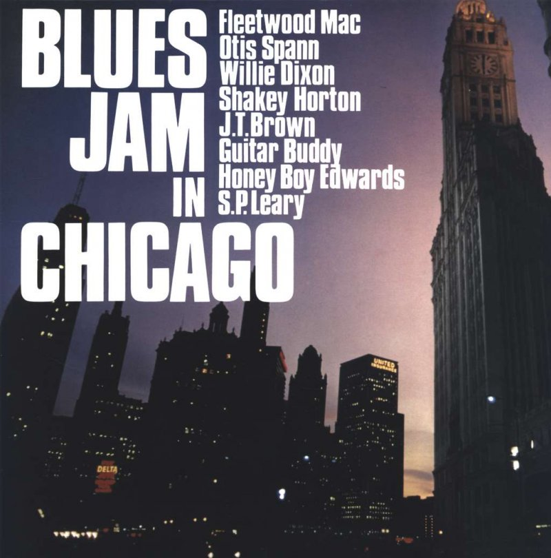 Image of   Fleetwood Mac - Blues Jam In Chicago Vol. 1-2 - Vinyl / LP