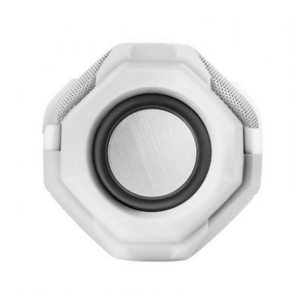 Bluetooth Højtaler – Mars Gaming Mxbax – Hvid – 10w Rgb