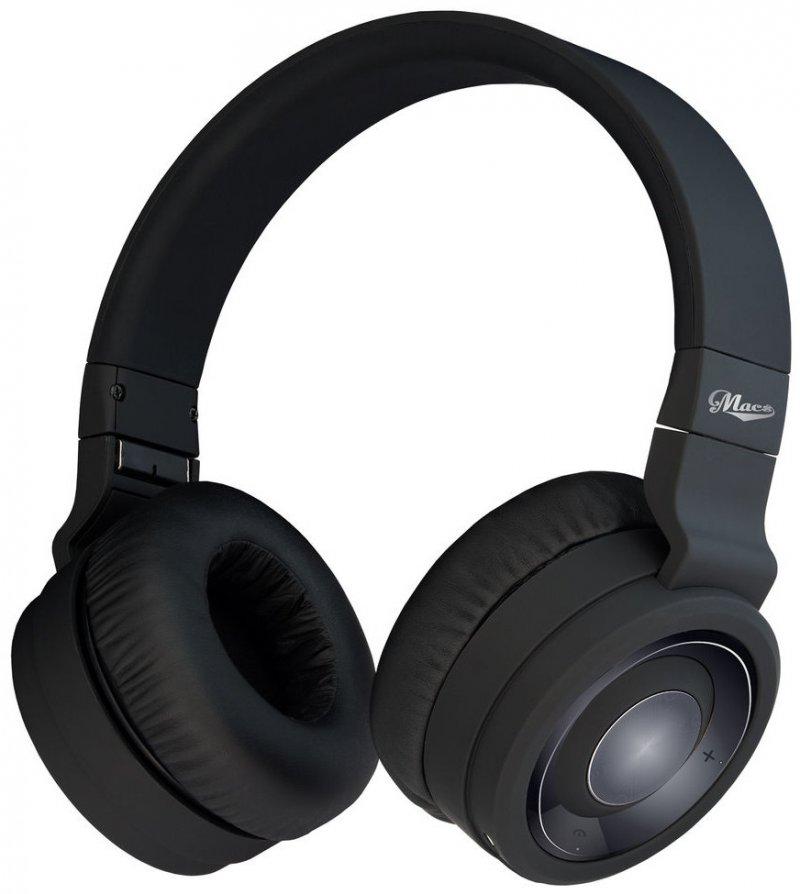 Billede af Macs Md15 Bluetooth Headset - Sort