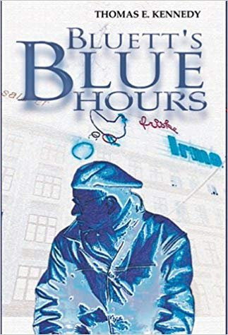 Image of   Bluetts Blue Hours - Thomas E. Kennedy - Bog