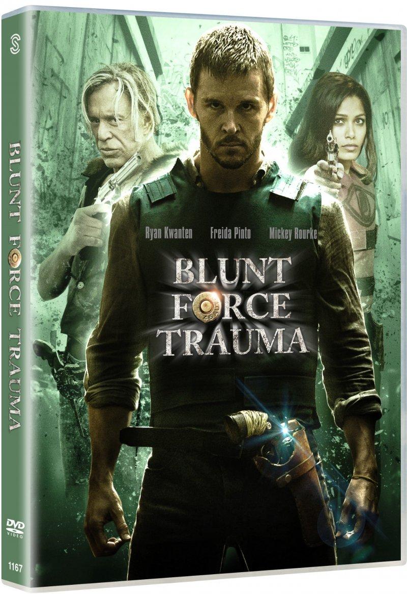 Image of   Blunt Force Trauma - DVD - Film