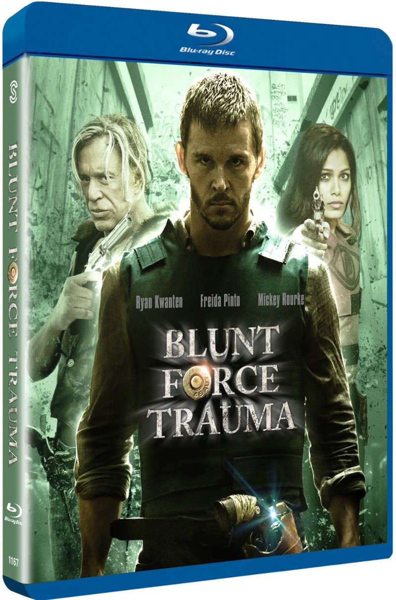 Image of   Blunt Force Trauma - Blu-Ray
