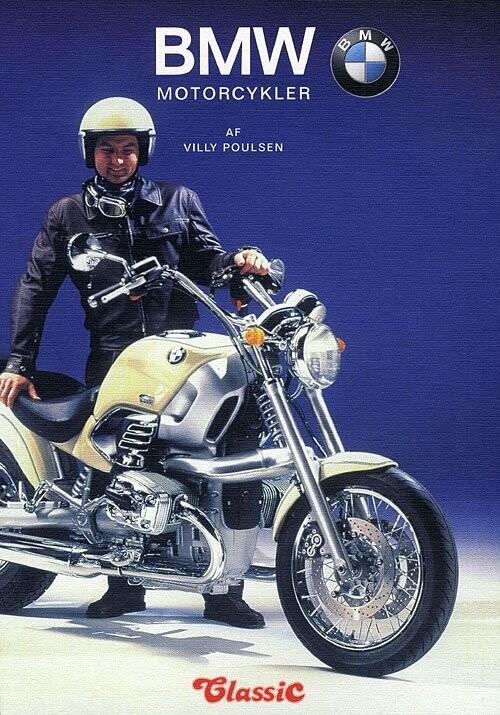 Image of   Bmw Motorcykler - Villy Poulsen - Bog
