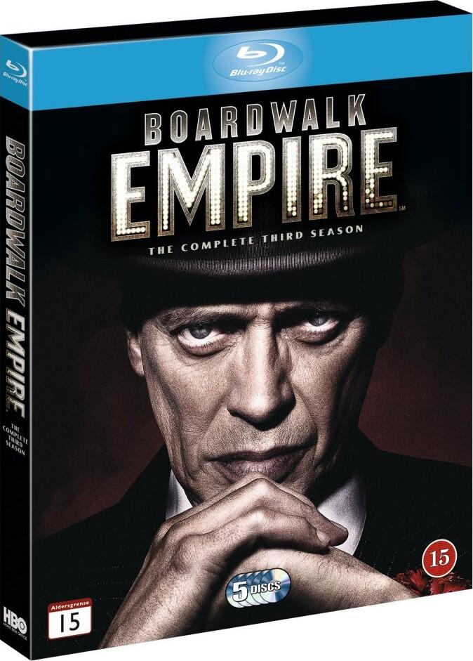Image of   Boardwalk Empire - Sæson 3 - Hbo - Blu-Ray - Tv-serie