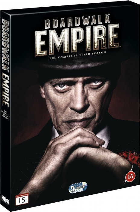 Image of   Boardwalk Empire - Sæson 3 - Hbo - DVD - Tv-serie