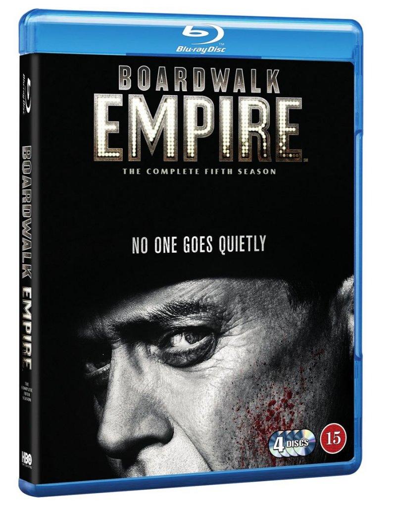 Image of   Boardwalk Empire - Sæson 5 - Hbo - Blu-Ray - Tv-serie