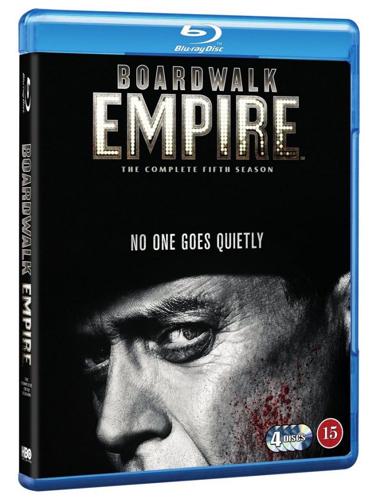 Image of   Boardwalk Empire - Sæson 5 - Hbo - Blu-Ray - Tv-serie
