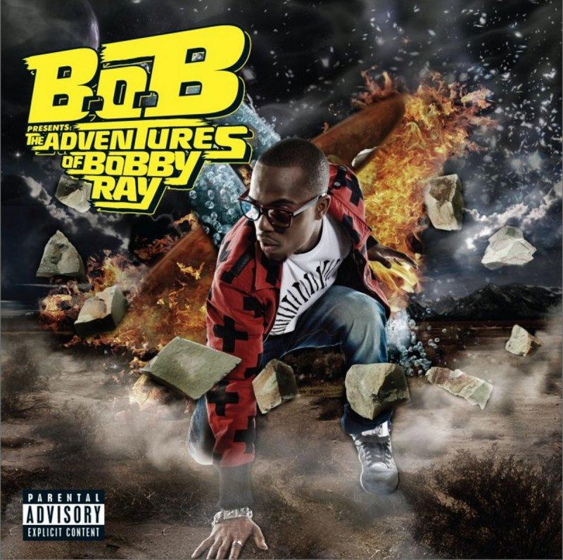 Image of   B.o.b - B.o.b Presents The Adventures Of Bobby Ray - CD