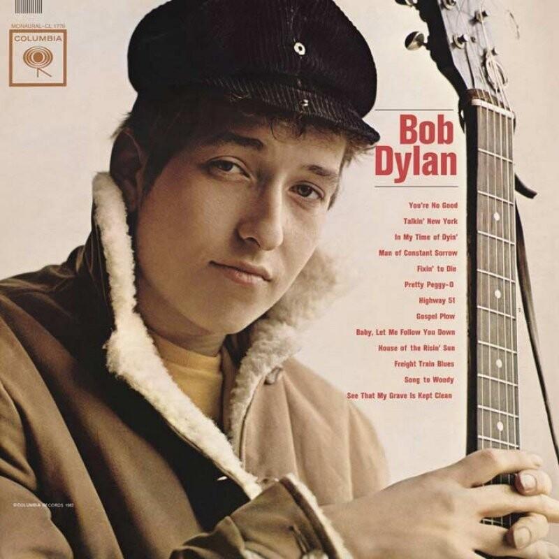Billede af Bob Dylan - Bob Dylan - CD
