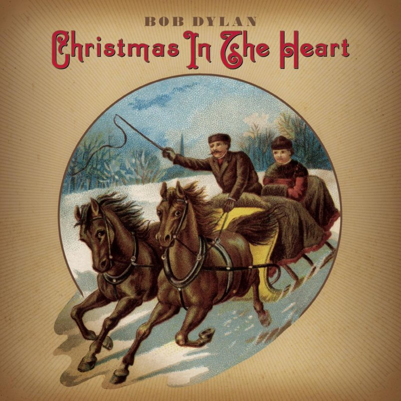 Image of   Bob Dylan - Christmas In The Heart - CD