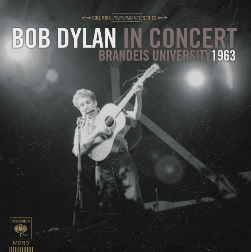 Image of   Bob Dylan - Bob Dylan In Concert: Brandeis University 1963 - Vinyl / LP