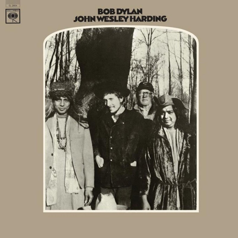 Image of   Bob Dylan - John Wesley Harding - CD